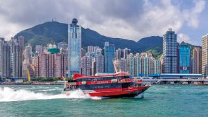 Hong Kong-Macau ferry