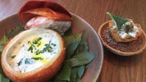 onion soup at Hide © Guy Dimond