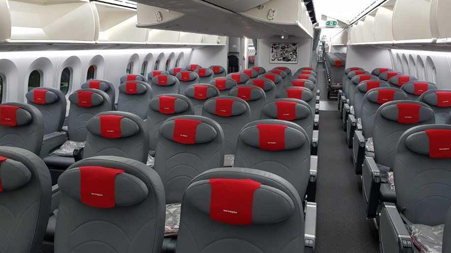 Flight Review Norwegian B787 9 Premium Business Traveller