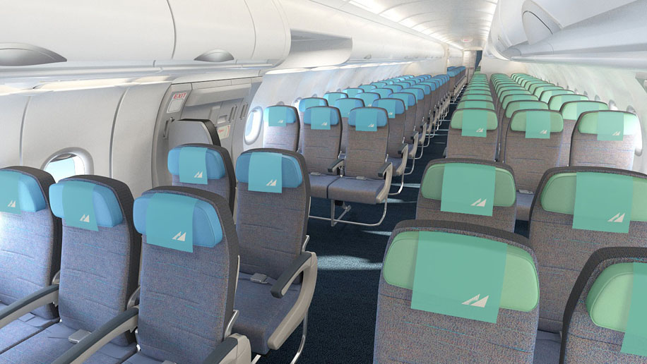 These Are Philippine Airlines New Airbus A321neo Business Class Seats Business Traveller