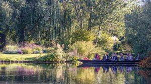 Amiens' Floating Gardens
