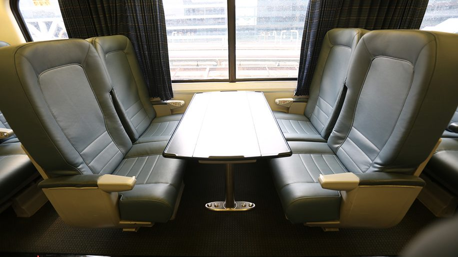 Amtrak Adds Assigned Seating For Acela First Class