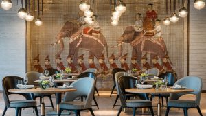 Bangkok Marriott Hotel The Surawongse - Praya Kitchen