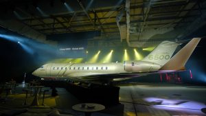Bombardier Business Aircraft - Global 6500 - Credit: Bombardier
