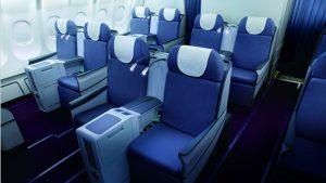 China Southern A330-200 business class