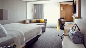 The Courtyard by Marriott Paris Roissy CDG Airport Hotel