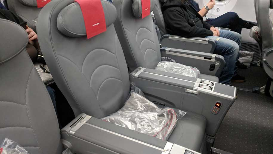 Flight review: Norwegian B787-9 Premium – Business Traveller
