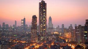 Panoramic view of south central Mumbai (iStock)