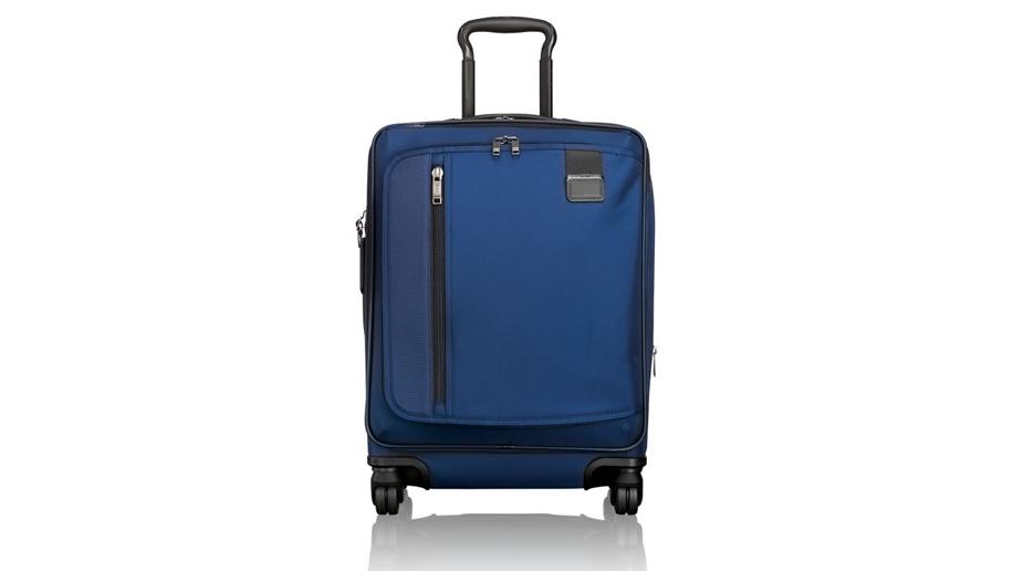 Luggage Review Tumi Merge International Expandable Carry