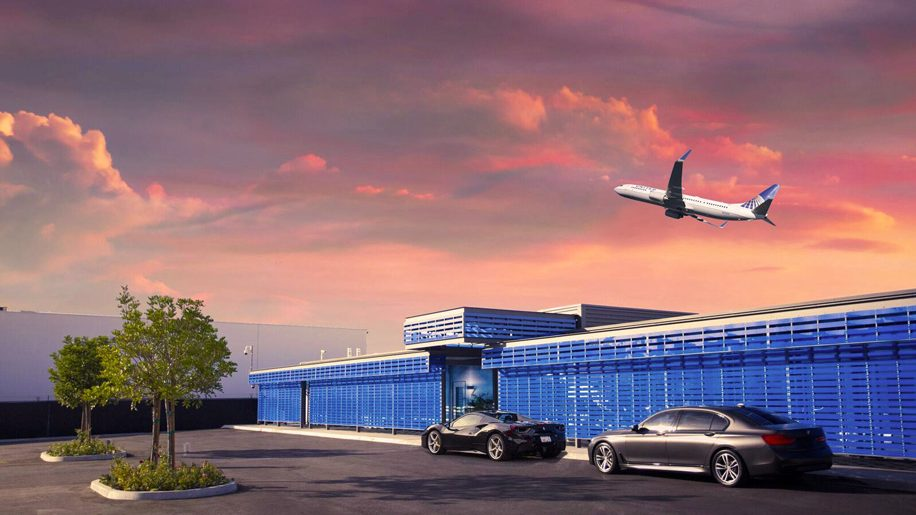 United Provides Customers With Access To Private Terminal
