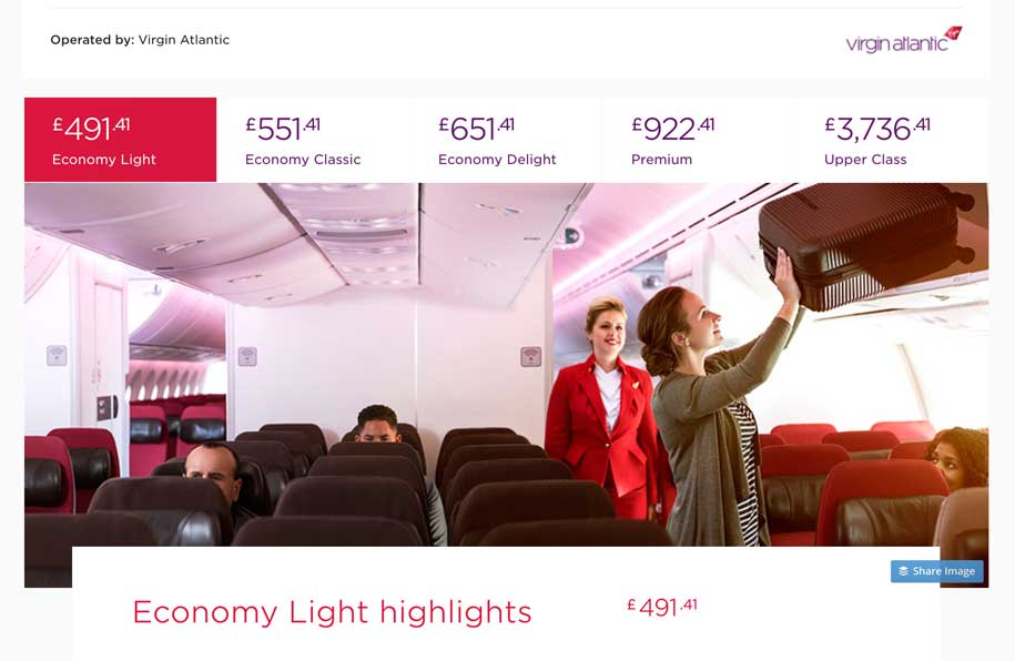 Virgin Atlantic announces direct service from Manchester to