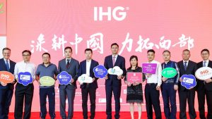 IHG signs 10 new western China hotels