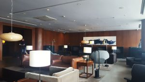 Cathay Pacific Lounge, Manila Ninoy Aquino International Airport