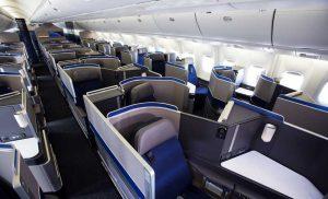 United B767-300-Polaris-Seats