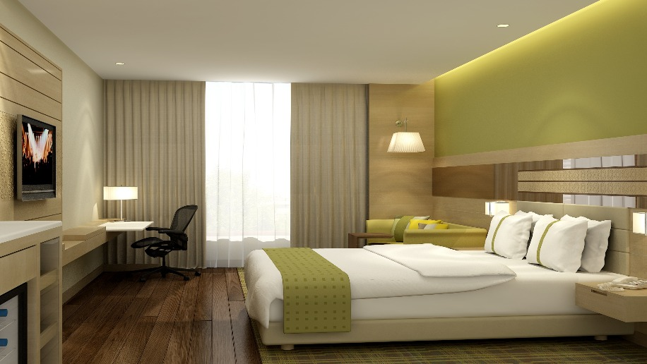 InterContinental Hotels Group to open Holiday Inn Agra MG Road