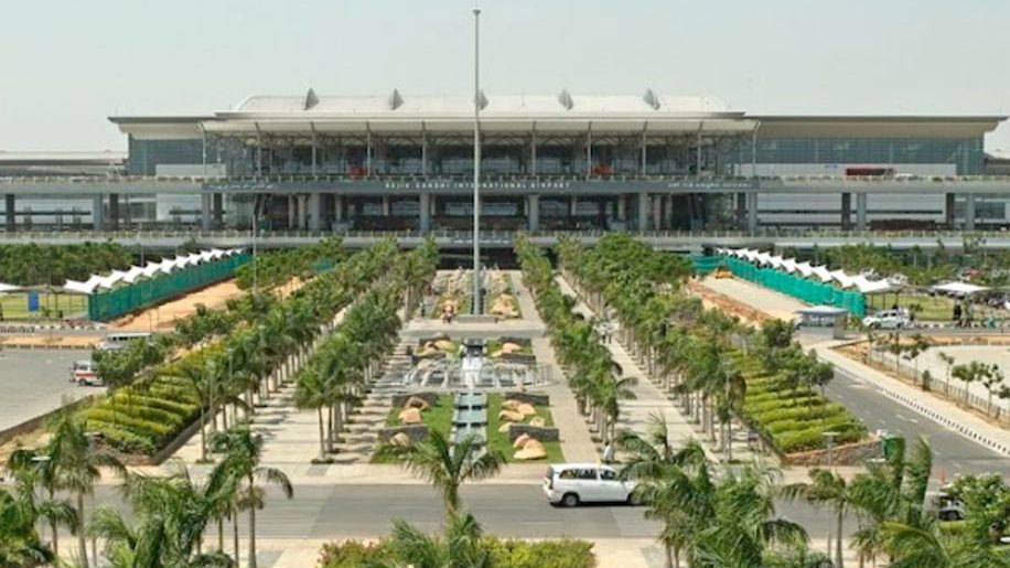 Rajiv Gandhi International Airport Hyderabad Gets Cardiac