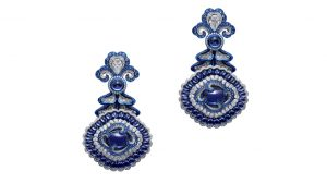 Red Carpet Collection Earrings Chopard