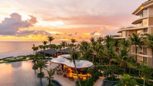 intercontinental phu quoc sunset