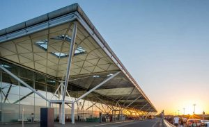 Stansted terminal external