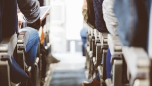 Empty seats becoming rarer on airline flights