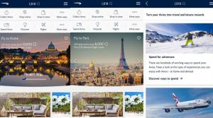 The new British Airways Executive Club Reward app