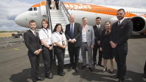 Easyjet takes delivery of first A321neo
