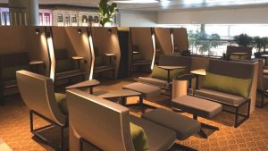 Blossom - SATS and Plaza Premium Lounge, Changi Airport Terminal 4 - Credit: SATS PPG Singapore Pte. Ltd.
