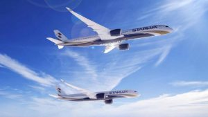 Taiwanese startup Starlux Airlines goes big with A350 order