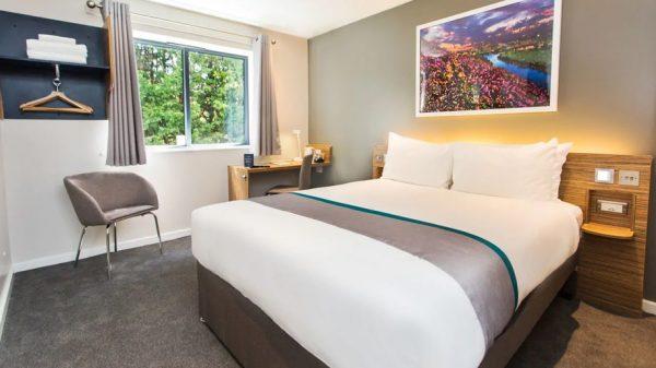 A Travelodge Plus room