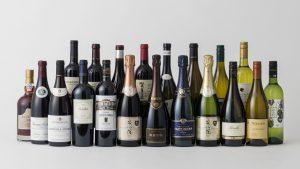 ファーストクラス シャンパン・ワイン集合(安心院含む)First Class wine selection 300x169 - ANA adds 54 new wines to onboard and lounge menus