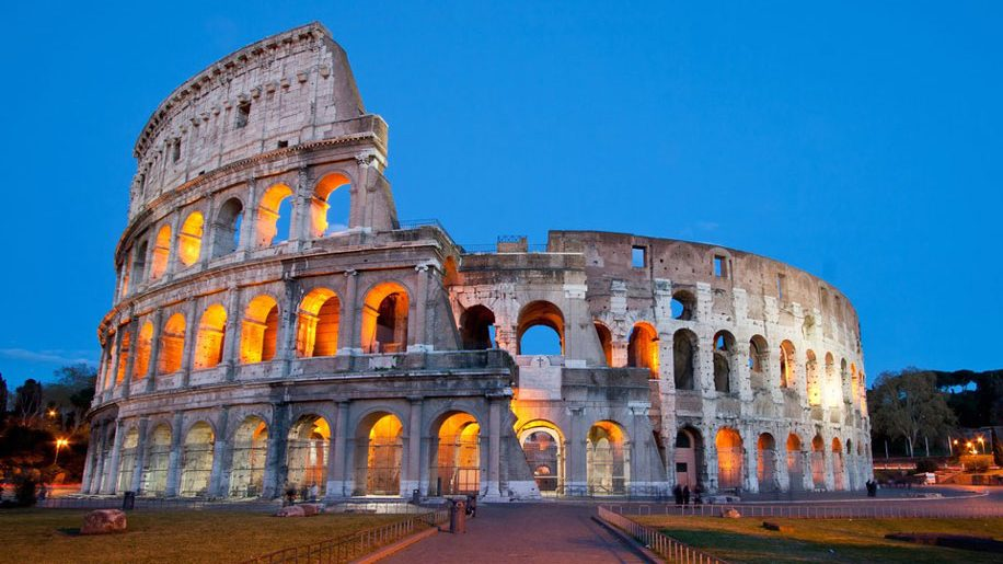 Rome (image supplied by British Airways)