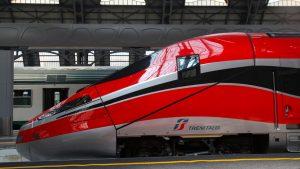 Emirates codeshares with Trenitalia
