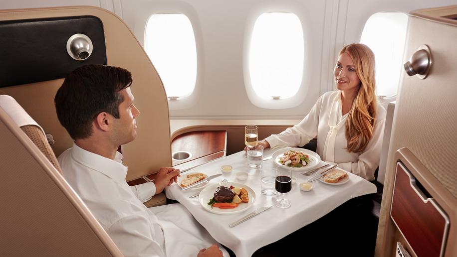 Qantas Offering First Class Deals From Hong Kong To Sydney Business Traveller