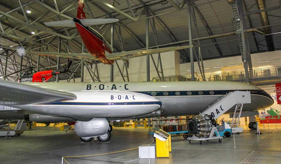 Aviones BOAC