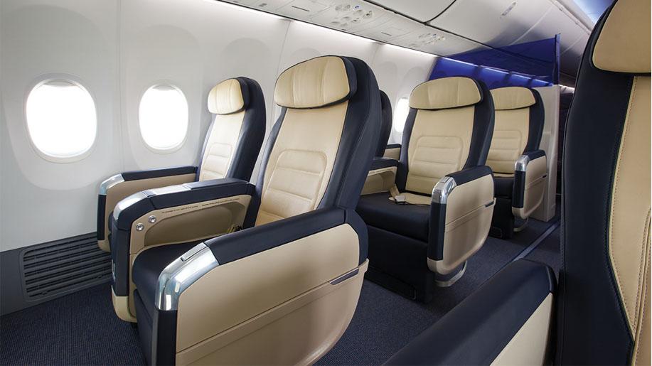 Flight Review Flydubai B737 800 Business Class Dubai