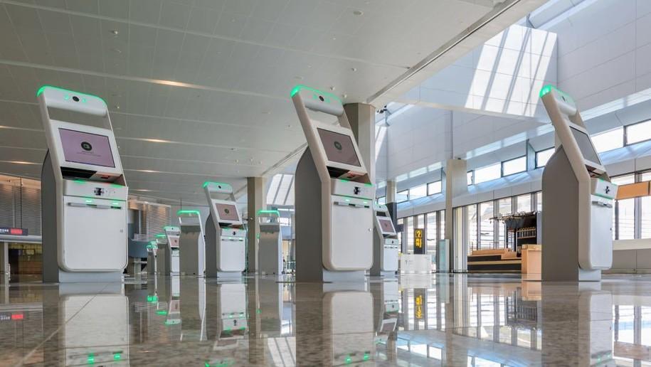 Hongqiao Airport. Credit: Shanghai Airport