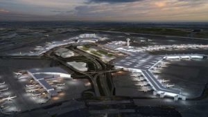 The $13 billion New York JFK rebuild includes two international terminals
