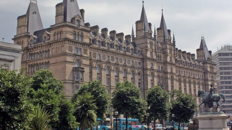 North Western Hotel, Liverpool