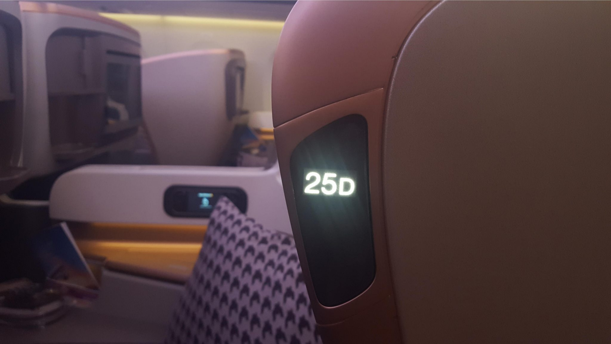 flight review  singapore airlines airbus a350