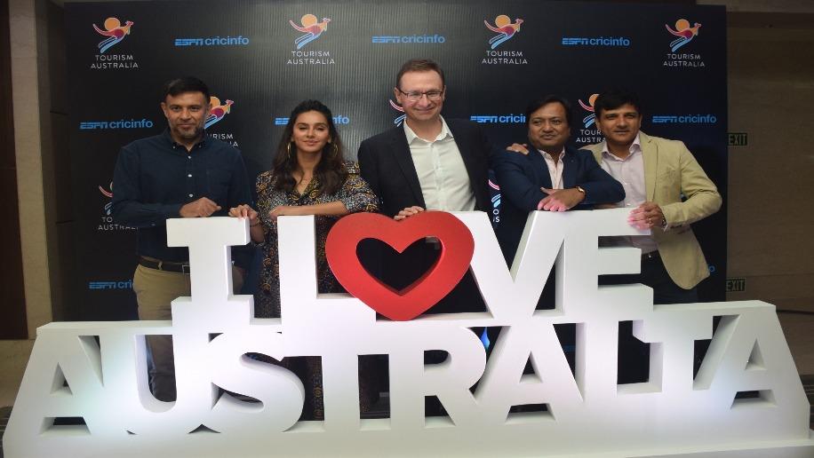 Tourism Australia partners with ESPNcricinfo content series on Australia