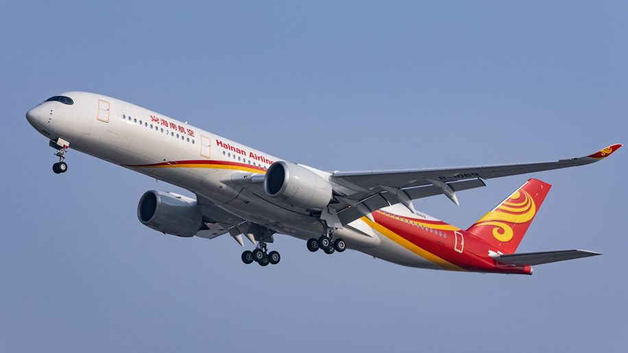 Hainan Airlines A350-900