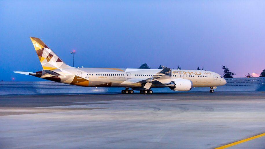 Etihad Airways to infuse $35 million into Jet Airways