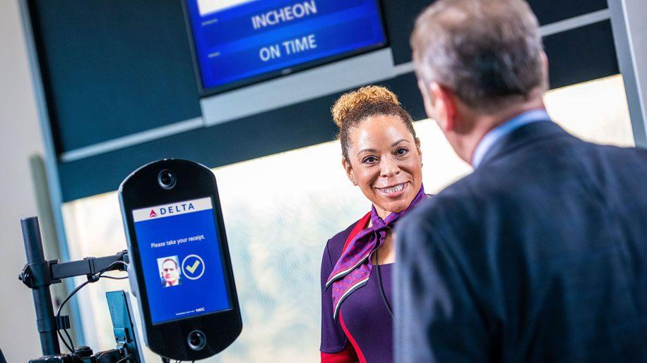 Delta biometrics