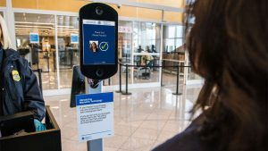 Major expansion of facial recognition planned at US airports