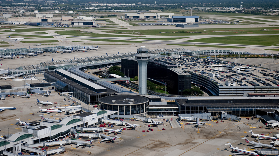 New baggage scanners coming to Chicago O'Hare – Business