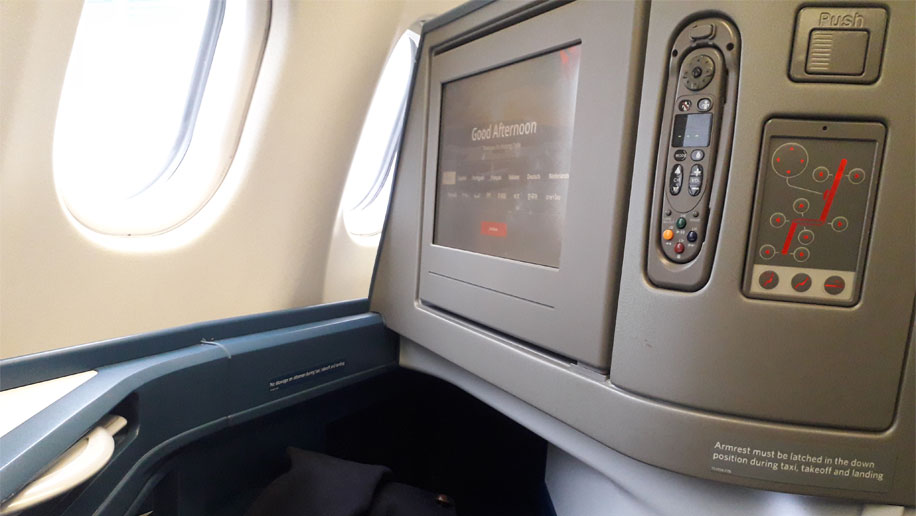 Flight review: Delta Air Lines A330-200, Delta One – Business Traveller