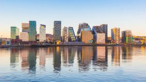 Hainan Airlines' Beijing-Oslo flights launch May 15