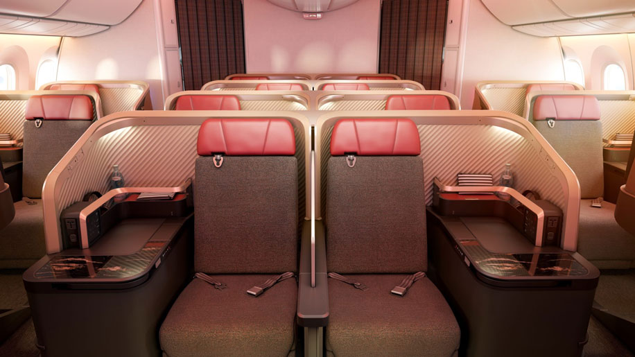 Latam Unveils New Business Class Seating Business Traveller