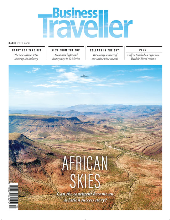 Business Traveller UK March 2019 edition