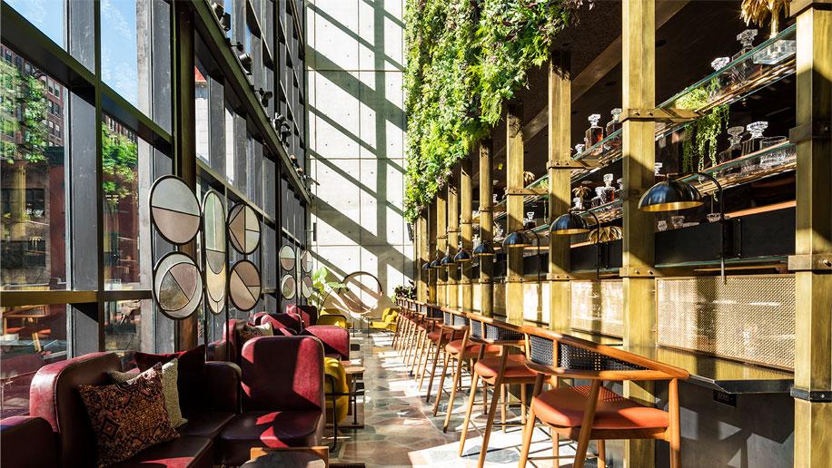 Marriott opens Moxy hotel in Chelsea, New York – Business Traveller